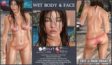 Izzie's - Wet Body & Face