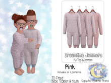 {SMK} Dreamtime Jammers - Pink