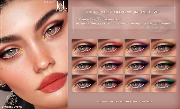 [SYN] Synergy HD Eyeshadow Sicily LELUTKA EVO/EVO X