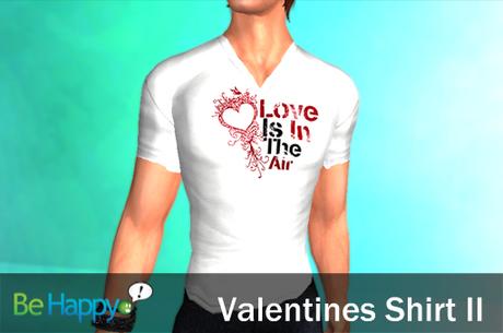 !BH ~Valentine Shirt II