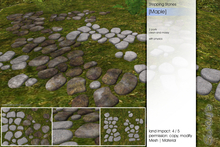 Sway's [Maple] Stepping Stones