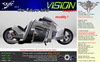 <3 JFC VISION (Future bike, chopper, motorcycle)