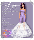 ~*~Shar's Design~*~ Group gift body suit with lace   - wear me