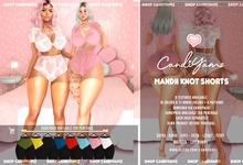 *CY* Mandii . Shorts . CandiPACK! // (Add)