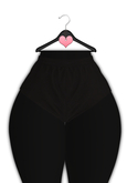*CY* Mandii . Blackberry . Shorts // (Add)