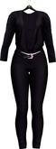 TO.KISKI - Asya Spring Outfits  - Black (add me)