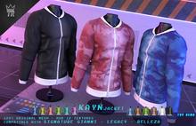 """TD"" Kayn Jacket FATPACK (Gianni, Legacy, Belleza)"