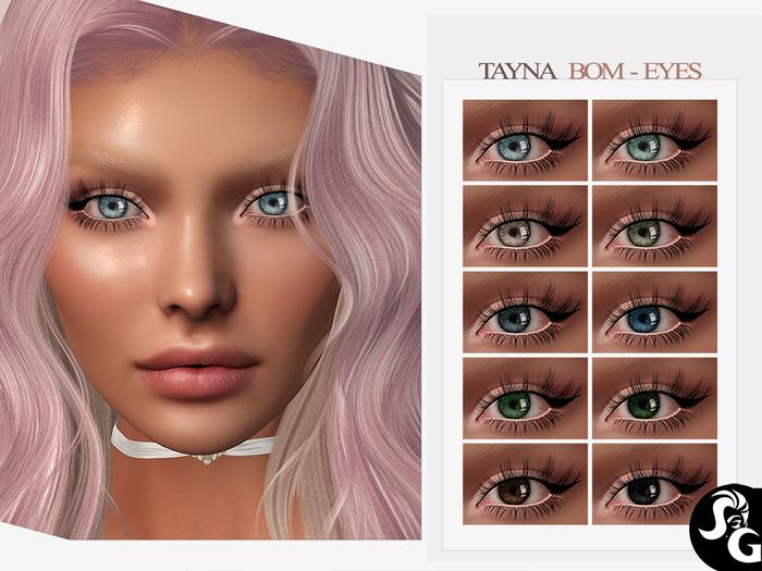 ::SG:: Tayna BOM Eyes