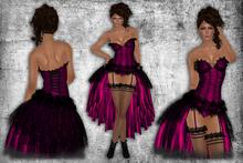 *Inspirations* Moulin Fuschia
