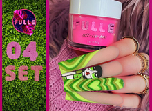 FULLE - O4 NAIL SET