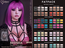 {Limerence} Brenda hair-Fatpack