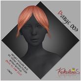 [KKLRS] Hair - Bangs 003 {bxd} - wear me!