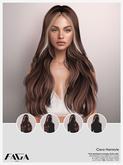 FAGA - HUD Unpack - Clara Hairstyle - [PRO PACK]