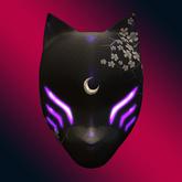 [AiiZawa] Kitsune Mask  -Sakura-