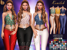 LIMITED PROMO! Bens Boutique - Kamilah Outfit Hud Control