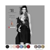 Thalia Heckroth - Angelina dress FATPACK