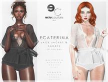 Ecru Couture - Ecaterina FATPACK