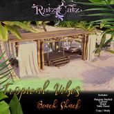.: RatzCatz :. Tropical Vibes *Beach Shack*