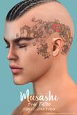 ((Mister Razzor)) Musashi Head Tattoo for Lelutka Evo X