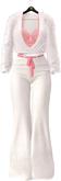 TO.KISKI - Angel Outfits - White & Pink (add me)