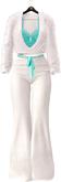 TO.KISKI - Angel Outfits - White & Aqua (add me)
