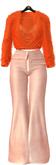 TO.KISKI - Angel Outfits - Nude & Orange (add me)