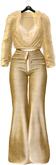 TO.KISKI - Angel Outfits - Cream & Gold (add me)