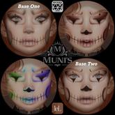 [Muni's] Lelu Evo X Neon Skull