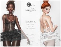 Ecru Couture - Marya FATPACK