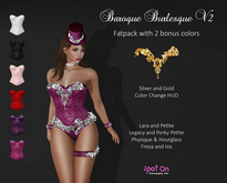 *SO* Baroque Burlesque V2 - FATPACK