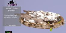 *M* Griffin Nest Bed (wear to unpack)