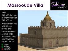 Massooude Villa - Arabic style villa for RP