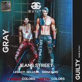 063 Guilty Street Jeans 5 Grey-(Wear Me)