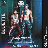 063 Guilty Street Jeans 6 Bluette-(Wear Me)