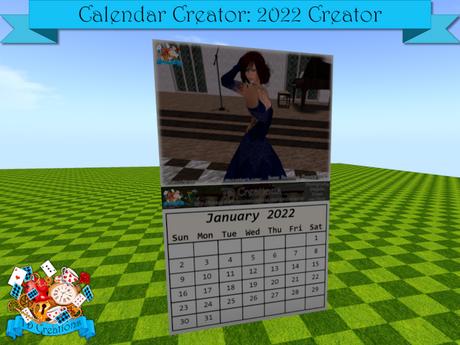 TD Builder Tools - Calendar Creator 2022