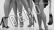 *Vanilla Bae* Christie Heels ~ Interactive & Carry Version ~ DEMO ~ Maitreya, Freya, Hourglass, Legacy