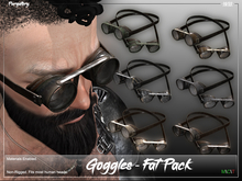 Purgatory. - Goggles Fatpack