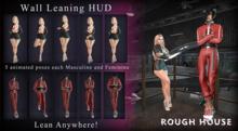 RH - Wall HUD Feminine (add me)