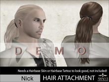 Amacci Hair ~ Nick - DEMO