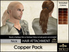 Amacci Hair ~ Nick - Copper Pack