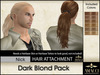 Amacci Hair ~ Nick - Dark Blond Pack
