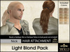 Amacci Hair ~ Nick - Light Blond Pack