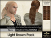 Amacci Hair ~ Nick - Light Brown Pack