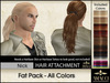 Amacci Hair ~ Nick - Fat Pack All Colors