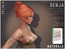 MINA - Senja - Naturals [Add to Unpack]