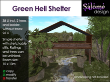 Green Hell Shelter