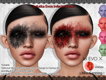 *:: Miss Canning ::  [ Infected Face  Lelutka Evox ]