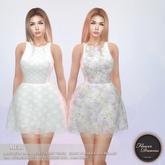 .:FlowerDreams:.Meli Dress - one linden gift