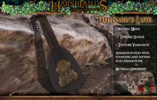 [Harshlands] The Bard's Lute