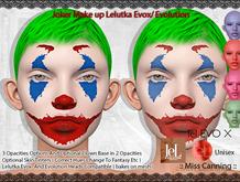 *:: Miss Canning :: [ Joker Make up Lelutka Evox/ Evolution ]